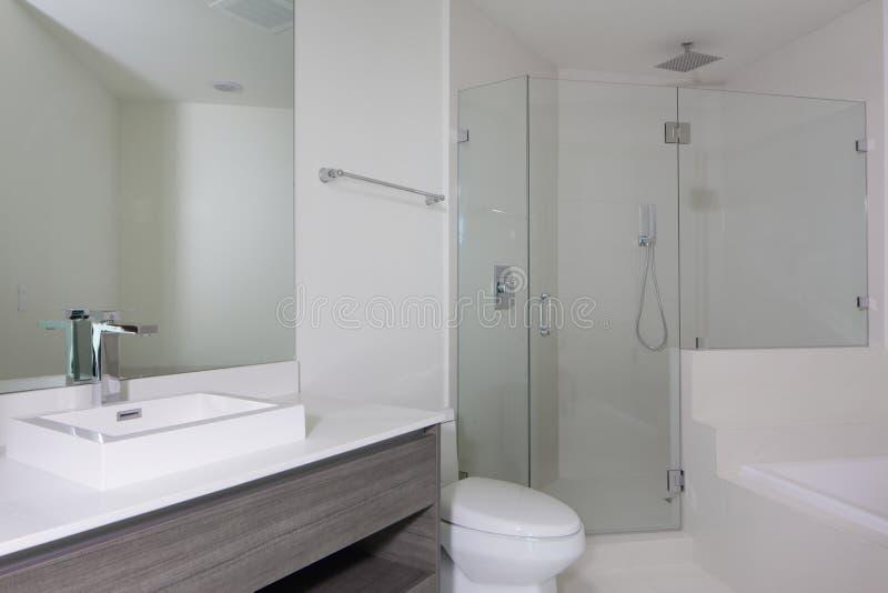 nowa łazienka obraz stock