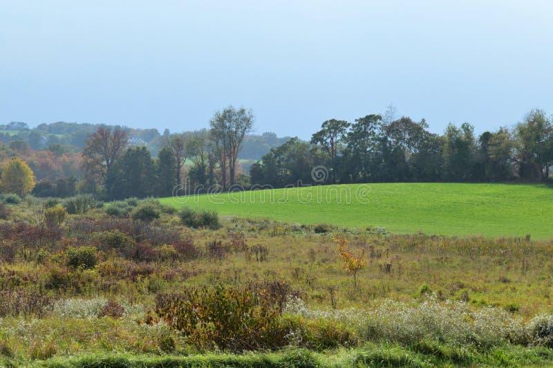 Nowa Anglia krajobraz obraz royalty free