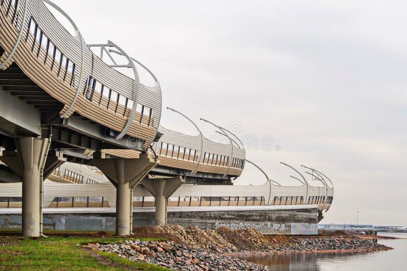"""Nowa autostrada jest Zachodnim Wysokim †""""prędkości średnica obraz royalty free"""