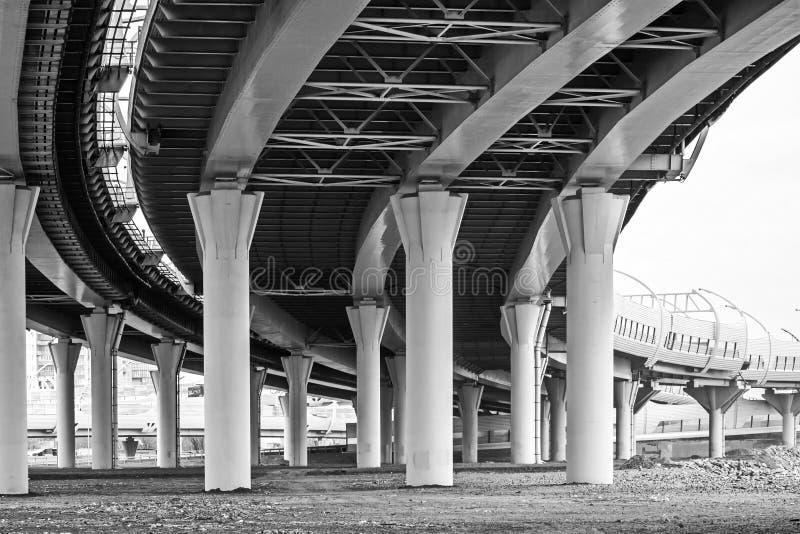 """Nowa autostrada jest Zachodnim Wysokim †""""prędkości średnica zdjęcia stock"""