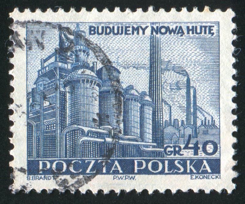 Nowa Huta fotografía de archivo