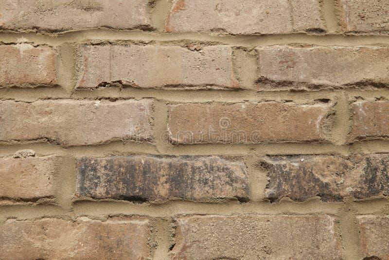 Nowa kamieniarstwo gliny cegła obraz royalty free