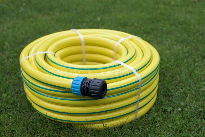 Nowa wąż elastyczny drymba zdjęcia royalty free