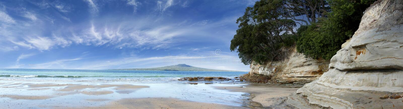 Nowa Zelandia fotografia royalty free
