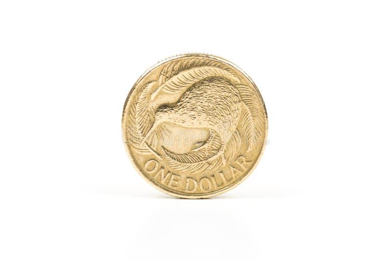 Nowa Zelandia kiwi dolar obrazy royalty free