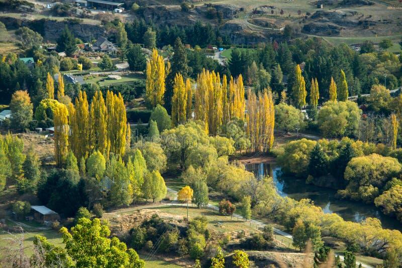 Nowa Zelandia widok fotografia royalty free