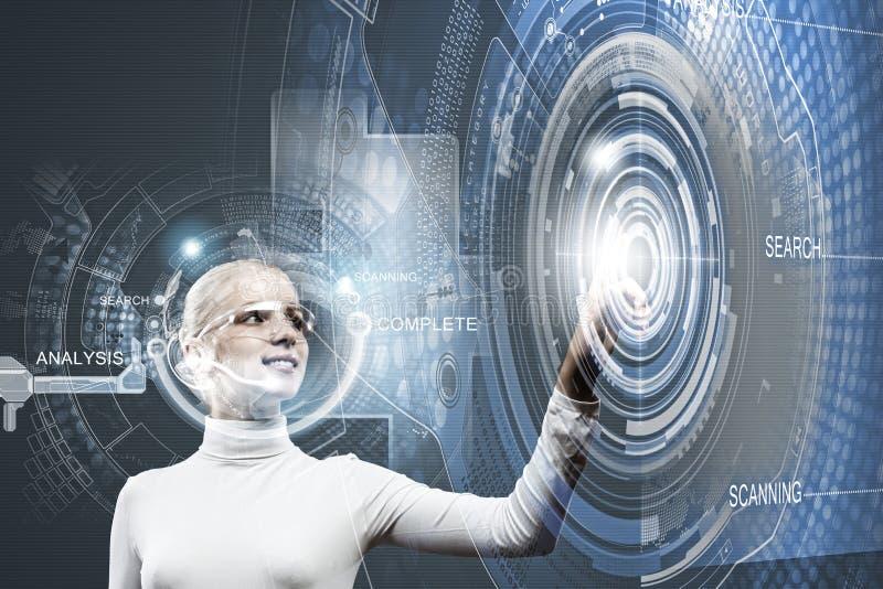 nowatorskie technologie obrazy royalty free