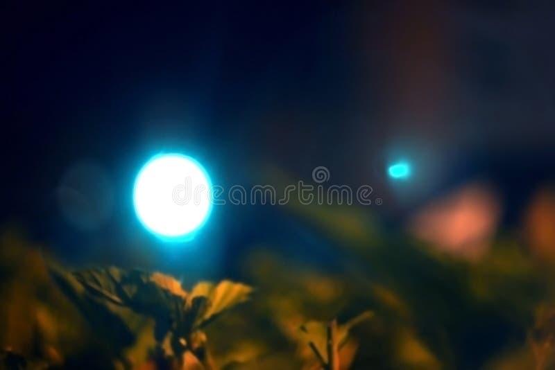 nowe życie Abstrakcjonistycznej sztuki domu fotografia rozjarzona piłka emanuje fr zdjęcia royalty free