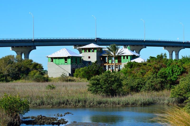 Nowe budownictwo mieszkaniowe rozwój, Floryda zdjęcia royalty free