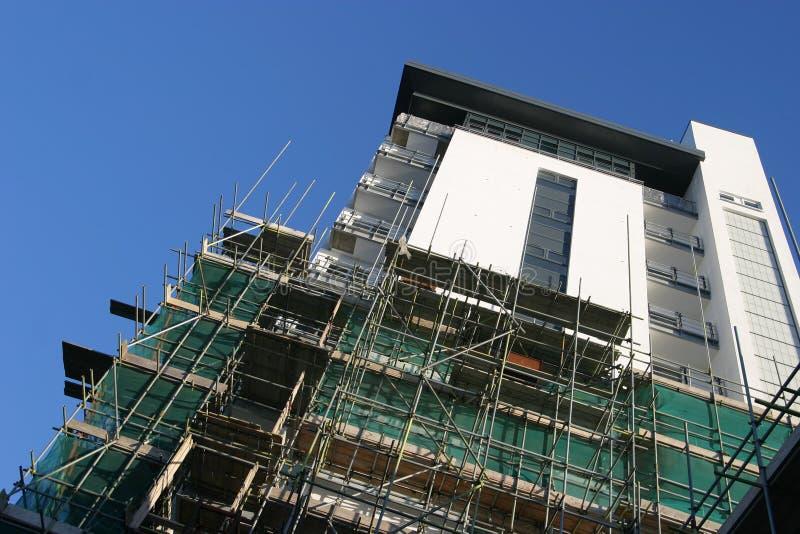 Download Nowe mieszkania zdjęcie stock. Obraz złożonej z odsłania - 143568