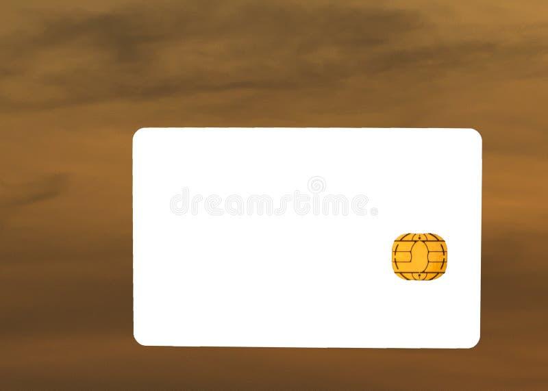 Nowe układ scalony karty zdjęcia royalty free