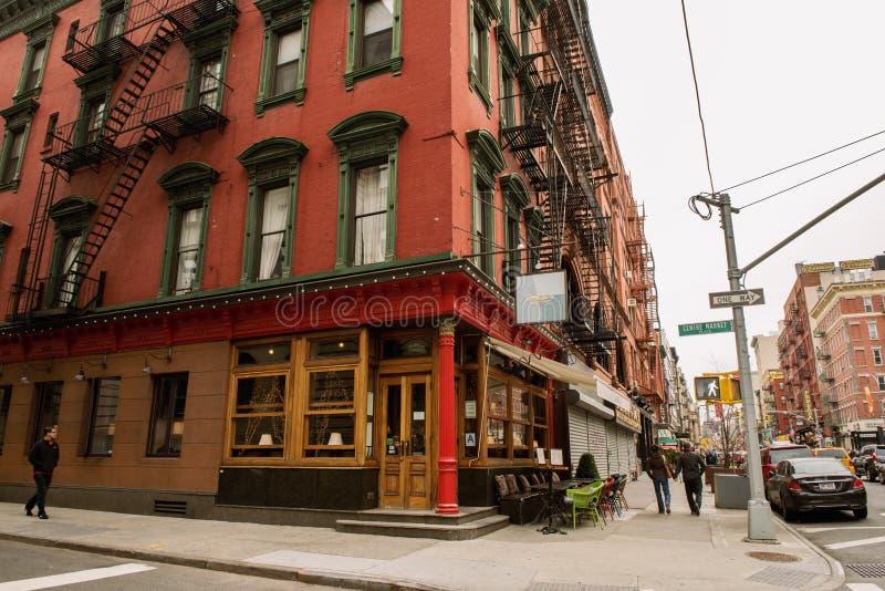 nowe York street zdjęcie stock