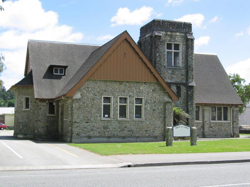 Download Nowe Zelandii do kościoła obraz stock. Obraz złożonej z wyznaczający - 25373