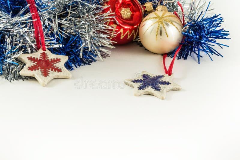 Nowego roku świętowania projekta pojęcie na białym tle zdjęcie royalty free