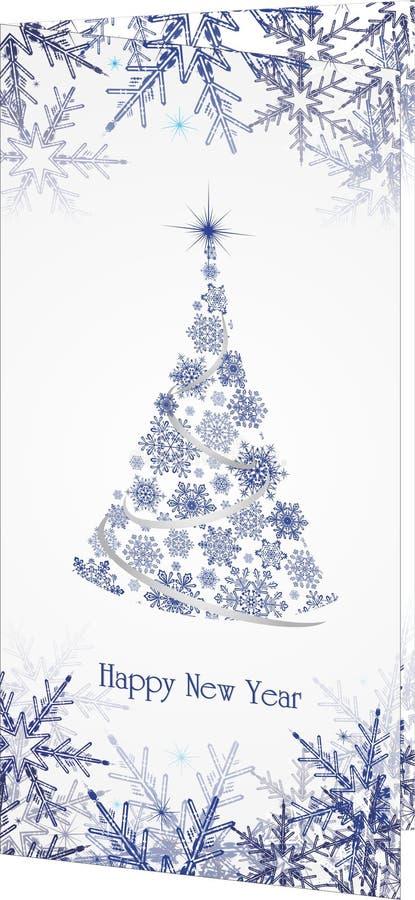 nowego roku karty obrazy royalty free