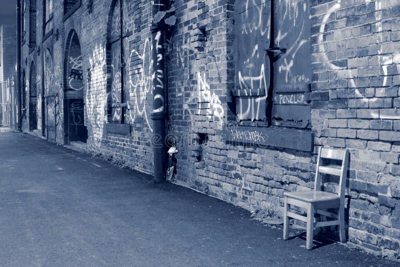 nowi miasto stojaki wciąż synchronizować York fotografia stock