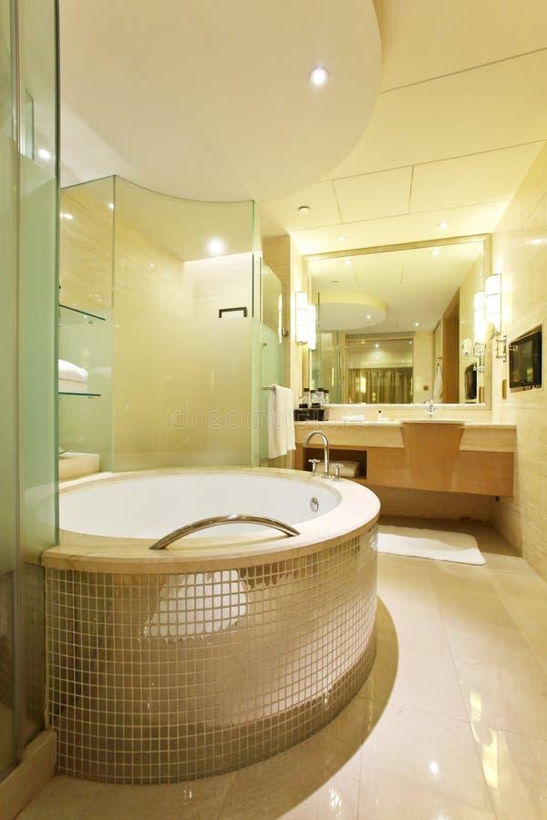Nowożytna łazienka 2 zdjęcia stock