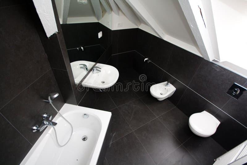 Download Nowożytna łazienka obraz stock. Obraz złożonej z uprawia - 28972721