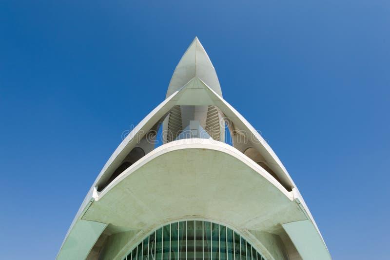 Nowożytna architektura fotografia stock