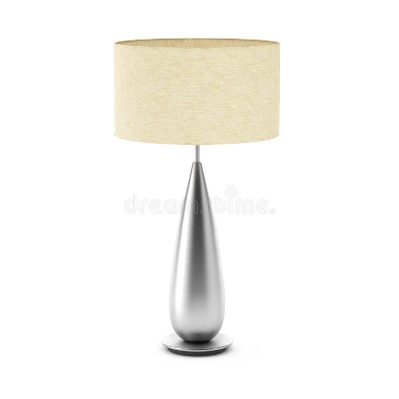 nowożytna biurko lampa zdjęcie stock