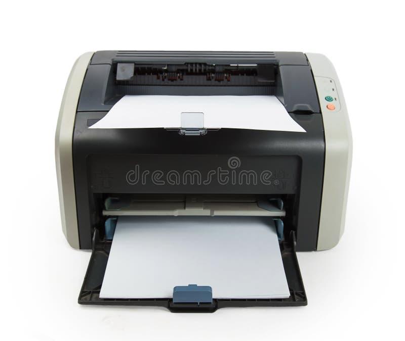 nowożytna drukarka zdjęcia stock