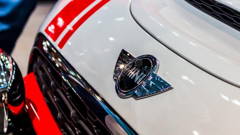 Nowożytne Samochodowe technologie fotografia stock