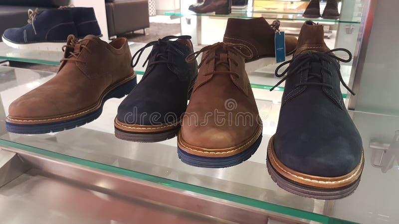 nowożytni buty zdjęcia stock