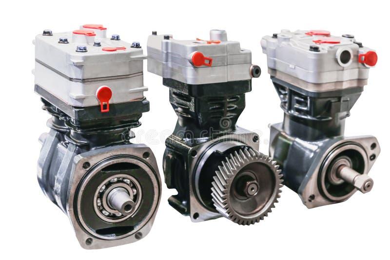 Nowożytni silniki mały rozmiar zapewniają władzę, wydajność i trwałość więcej, zdjęcie stock