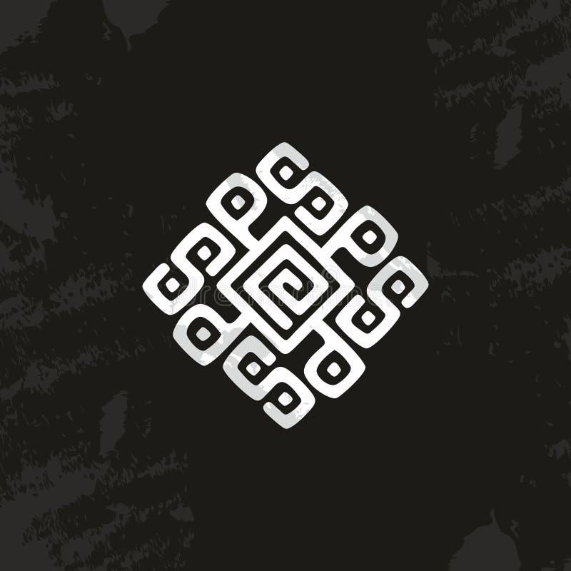 Nowożytni wektorowi profesjonalisty znaka loga o ops ilustracji