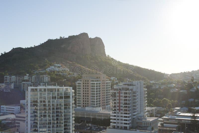 Nowożytni wieżowowie, Townsville, Queensland obrazy stock