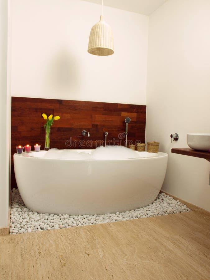 nowożytny łazienka luksus zdjęcie royalty free