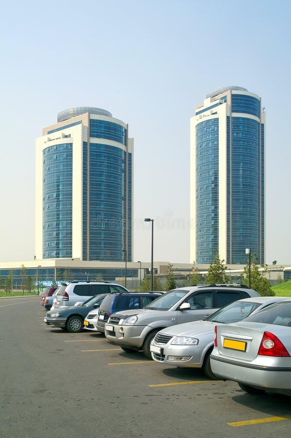 Nowożytny Astana fotografia stock
