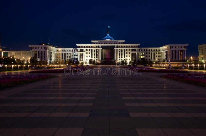 nowożytny Astana budynek zdjęcie stock