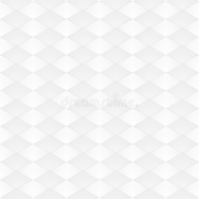 Nowożytny biały abstrakcjonistyczny tło ilustracji