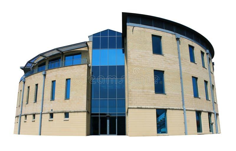 Nowożytny budynek biurowy zdjęcie royalty free