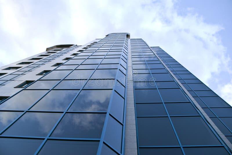 nowożytny budynku biznes fotografia royalty free