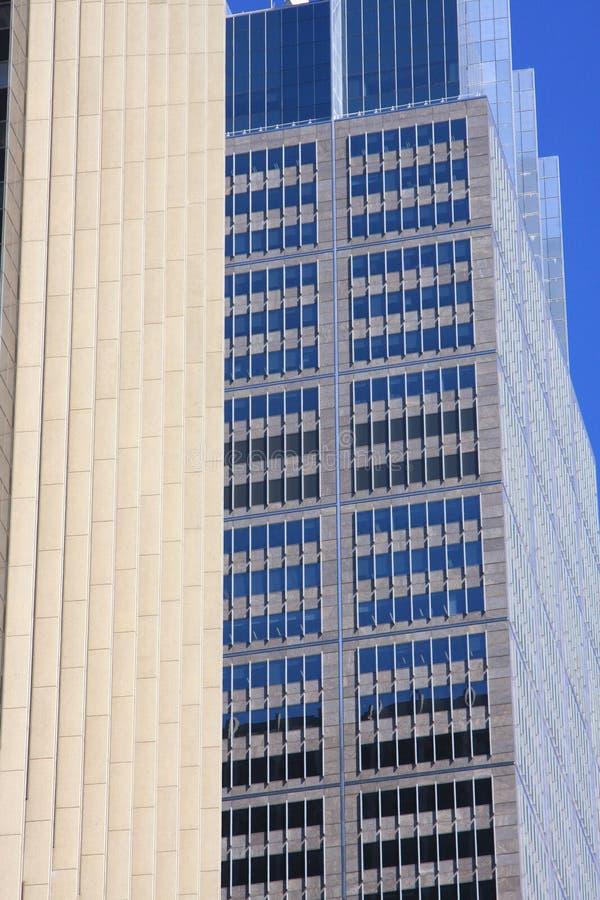 Nowożytny handlowy budynek biurowy w Sydney fotografia royalty free