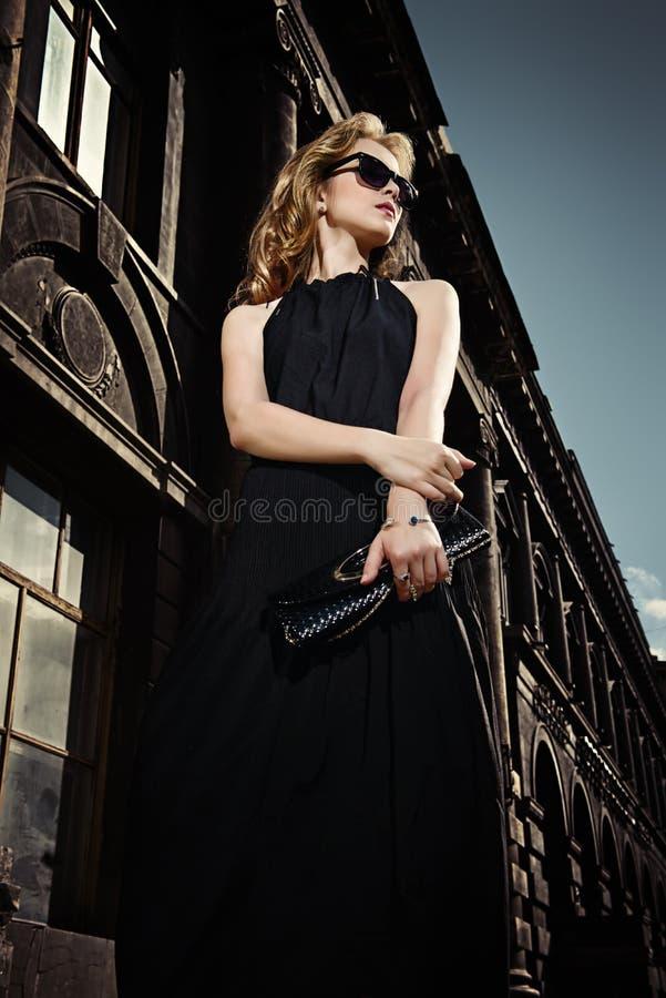 Nowożytny kobieta model fotografia stock