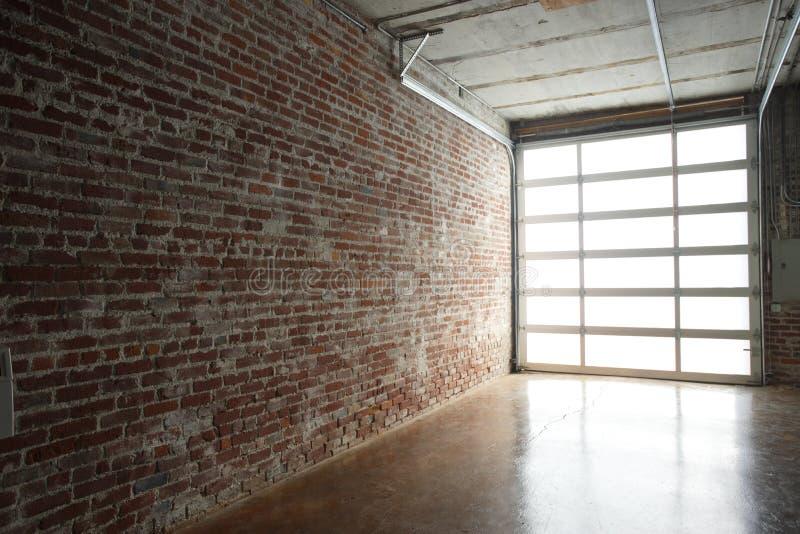 nowożytny loft studio fotografia stock