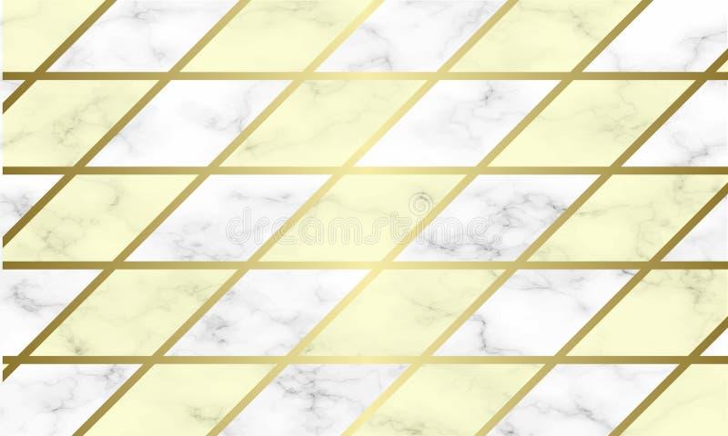 Nowożytny marmurowy tekstury tła szablon fotografia royalty free