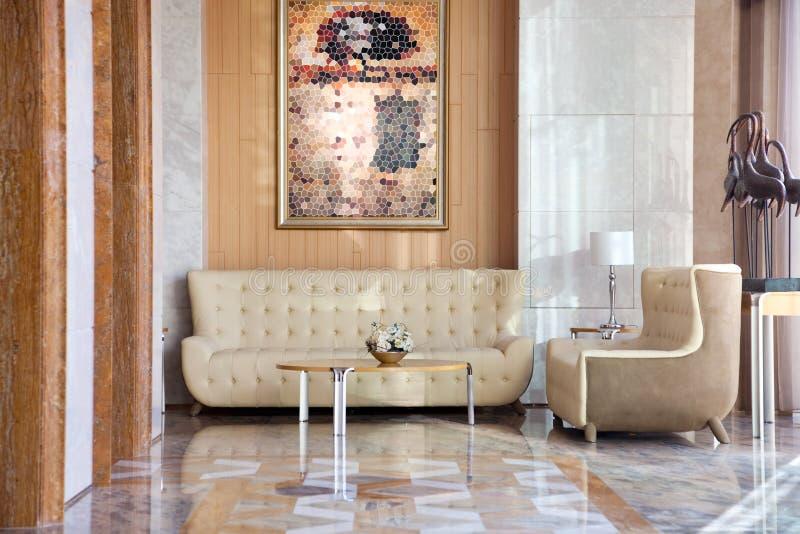 nowożytny pokój obraz royalty free