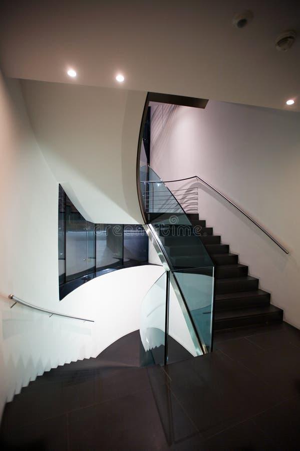 nowożytny schody obrazy royalty free