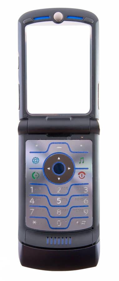 nowożytny telefon fotografia royalty free