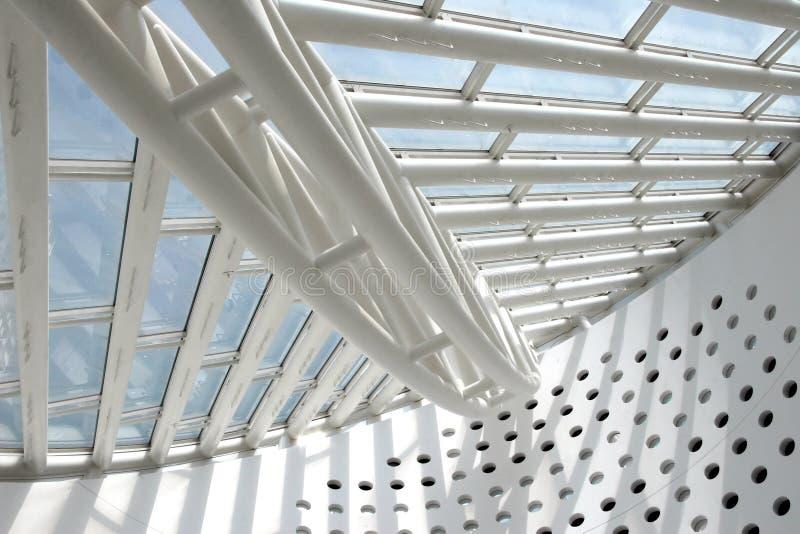 nowoczesna architektura obraz stock