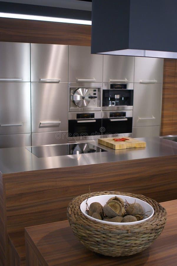 nowoczesna kuchnia obraz stock