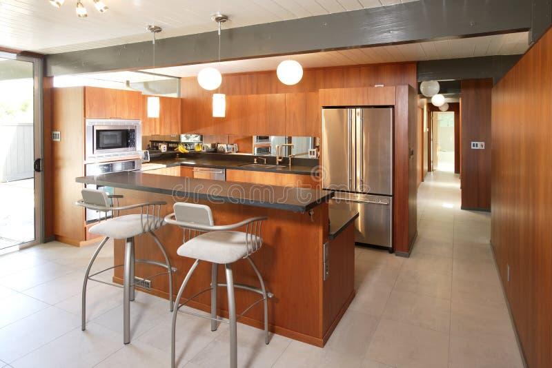 nowoczesna kuchnia zdjęcie stock