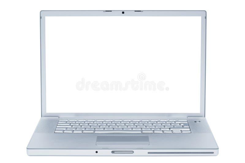 nowoczesne laptopa eleganckie zdjęcie royalty free