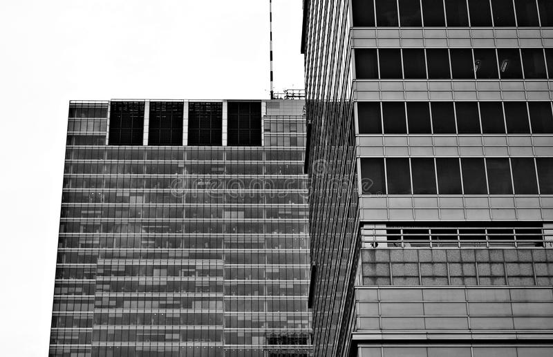 nowoczesne miasto obraz stock