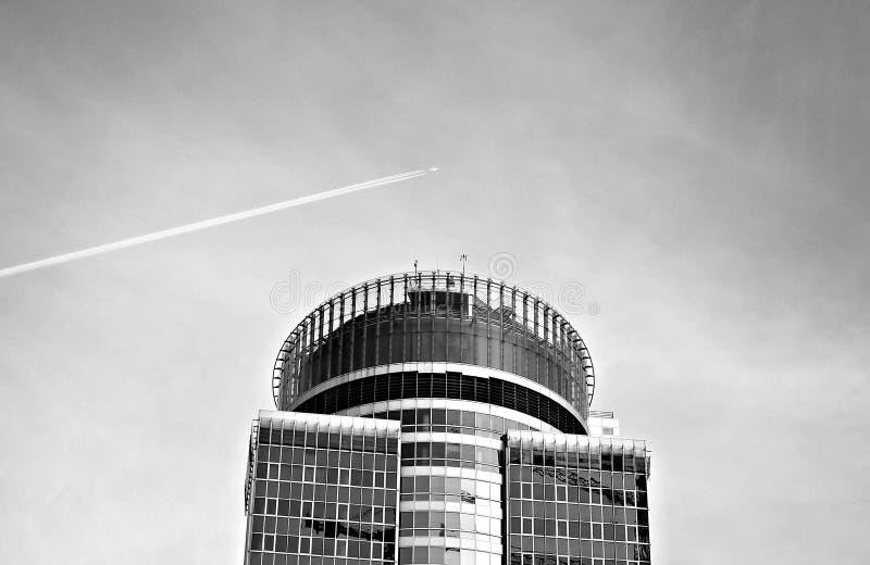 nowoczesne miasto zdjęcia royalty free