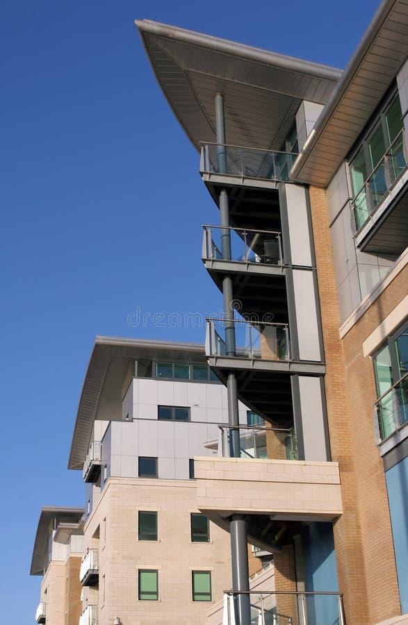nowoczesne mieszkania zdjęcie royalty free
